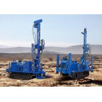 Wholesale Hot sale CRAWLER HYDRAULIC WELLS-GEOTHERMAL DRILLING RIG from china suppliers