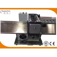 Buy cheap High Speed PCB Depaneling Machine With 9 Pairs Of Blades Cutting LED  Strip from wholesalers