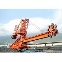 Quality 2000t/H BW Stacker And Reclaimer Machine For Coal Mining In Port Material Handling for sale