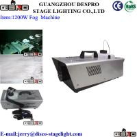 Wholesale Concert Disco 1200W Stage Fog Machine Nightclub Stage Equipment from china suppliers