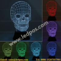 Wholesale 3D Visual Acrylic LED Light from china suppliers