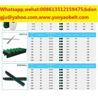 Wholesale industrial pu food grade white conveyor belt from chinese factory from china suppliers