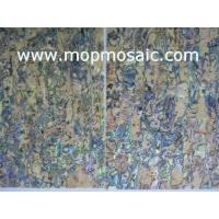 Quality Heart New zealand abalone shell laminate sheet for sale