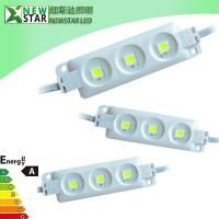 Wholesale 3leds Dc 12v SMD 5050 Waterproof LED Module Light, LED Signs display from china suppliers