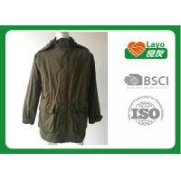 Wholesale Universal Water Resistant Jacket Fully Adjustable Hood Hunting Rain Jacket from china suppliers