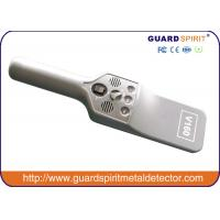 Buy cheap Portable Security Hand Held Metal Detector For Checkpoint Vibbration& Led Alarm from wholesalers