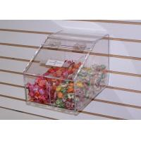 Wholesale Durable Clear Acrylic Candy Display Cases With Scoop For Candies from china suppliers