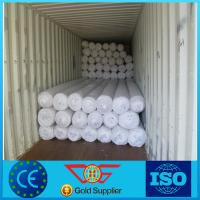 Wholesale staple fibers needle punched non woven geotextile from china suppliers