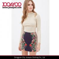 Wholesale Woman Skirts Fashion Designs Floral Printed Mini Skirt from china suppliers