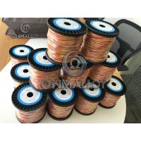 Wholesale Dia 0.67mm Type K KP KN Thermocouple Wire / Cable 500 Degree Fiberglass from china suppliers