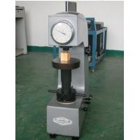 China Automatic Pointer Rubber Testing Equipment , Brinell Vickers Rockwell Hardness Testing Machine on sale