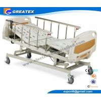 Wholesale Lifting Home Care Semi Automatic hospital Bed , Intensive Care Beds For Disable from china suppliers