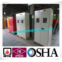 Quality Medical Compressed Gas Cylinder Storage Cabinet , Drum Safety Storage Cabinets for sale