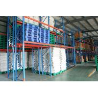 Wholesale Warehouse cold rolled steel Pallet Racks with spraying , 800KG - 5000KG from china suppliers
