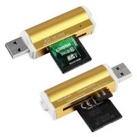 Wholesale Multifunction USB 2.0 All In One USB Smart Card Reader from china suppliers