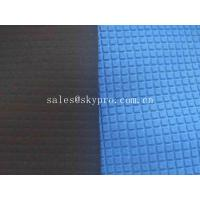 Wholesale Heat Resistant SBR Neoprene Rubber Sheet Coated Stretch Polyester Nylon Fabric from china suppliers