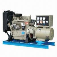 Wholesale 20kW diesel generator with Cummins engine and 50Hz rated frequency  from china suppliers