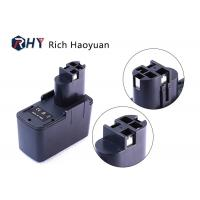 Wholesale 9.6V 3.0ah Replacement Power Tool Batteries , Ni-MH Bosch Drill Battery BAT001 GBB ES-1 from china suppliers
