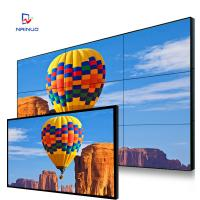 Wholesale Commercial Advertising Multi Screen Video Wall Media Display 3.9mm High Resolution from china suppliers