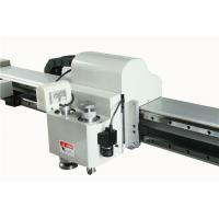 Wholesale Flatbed Digital Cutter / Corrugated Box Cutting Machine With Oscillating Blades from china suppliers