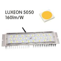 Wholesale New Aluminum heatsink 170lm/w LED Street Light Module light 50w with 5 years warranty from china suppliers