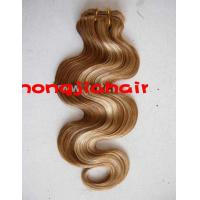 Buy cheap Highlight Brazilian Hair Weft from wholesalers
