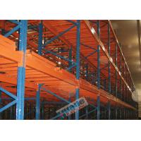 Wholesale Q235B Steel Storage Racking Heavy Duty Industrial Shelving Max. 5 Deep Pallet from china suppliers