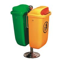 Wholesale Outdoor Plastic Dustbin  from china suppliers