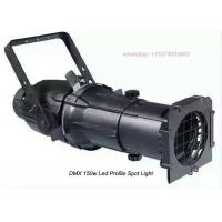 Quality High Brightness DMX 150w COB Theatre Stage Light Led Profile Spot Light for sale