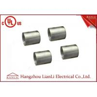 Wholesale 1-1/4 inch 1-1/2 inch Electro Galvanized IMC Coupling 3.0mm Thickness Inside Thread from china suppliers
