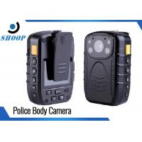 Quality Password Protection 16GB Wearable Police Body Cameras Wide Angle 140 Degree for sale