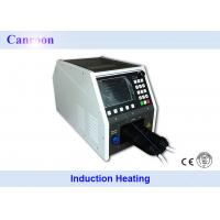 Wholesale 1 Phase Portable Induction Heating Machine , Pipe Plate Preheating  Induction Heat Treating Equipment from china suppliers