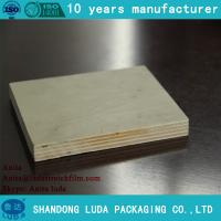 Wholesale Luda 8mm high quality white wood poplar plywood for India market from china suppliers