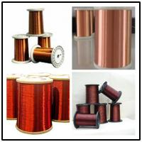 Quality Polyurethane AWG Ultra Fine Flat Super Enamelled Copper Wire For Winding for sale
