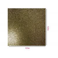 Wholesale Festival KTV Wall Decor Gold Glitter Construction Paper Custom Sizes And Patterns from china suppliers