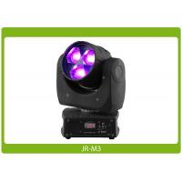 Wholesale LED Moving Head Beam, 3x15W, RGBW 4-in-1 Affordable Lighting Equipment from china suppliers