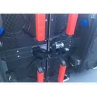 Buy cheap Indoor LED Screens  P3.91 P4.81 SMD HD Led Easy Install Curved Lock Cabinet For Rental from wholesalers
