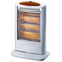 Wholesale electric heater halogen heater NSB-120F  (NQ1210) 3 heat setting:400W/800W/1200W oscillating function from china suppliers