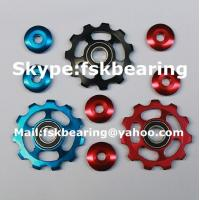 Wholesale C0 / C3 Hybrid Ceramic Bearings For Bicycle , High Precision from china suppliers