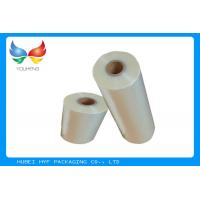 Wholesale Low Density Shrink Wrap Film Rolls 30 Mic Balanced Shrinkage For Food Packing from china suppliers