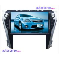 Wholesale Toyota Camry 2015 Touch Screen Sat Nav GPS Glonass 1G CPU Dual Zone from china suppliers