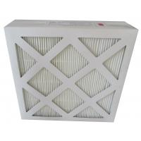 Wholesale Air Conditioning System MERV11 MERV13 Activated Carbon Carbon Air Filter Medium Efficiency Cardboard Frame from china suppliers
