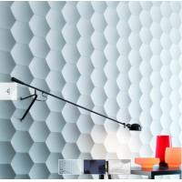Buy cheap Made of natural 2440mmx1220mmx18mm 3D WALL PANEL from wholesalers