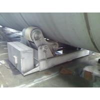 Wholesale 20 Tons Stainless Wheels Cleaning Rotator Use Corrosive Liquid Wash Tanks Hydraulic Motor from china suppliers