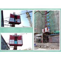 Wholesale Temporary Construction Hoist Elevator For Personnel And Materials Lifting from china suppliers