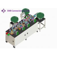 Wholesale Wire to board 2.0 Dual Row Assembly Machine Made by SWB AUTOMATION from china suppliers
