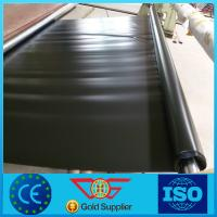 Wholesale fish farm pond liner 0.75mm thickness for ldpe geomembrane from china suppliers