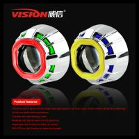 Wholesale Factory Wholesale CCFL Halo Ring 2.5Inch HID Bi-xenon Bulbs Headlight Projector Lens Auto Accessories from china suppliers