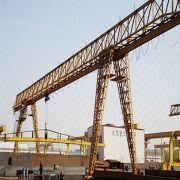 Wholesale single beam gantry crane on rails from china suppliers