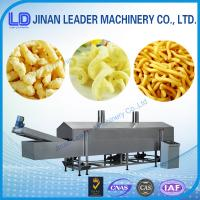 Wholesale 2015 High efficiency potato chips puffed food industry machines from china suppliers